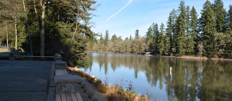 Lacamas Lake North Shore Conservation